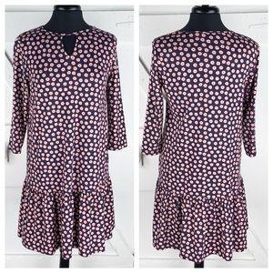 Boden Drop Waist Knit Dress